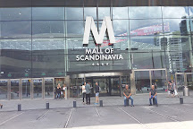 Mall of Scandinavia, Solna, Sweden