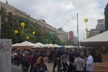 Mercat de mercats, Barcelona, Spain