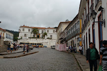 Praca Tiradentes, Ouro Preto, Brazil