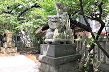 Motomishima Shrine, Taito, Japan