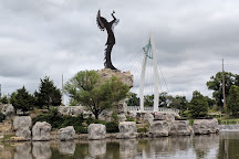 The Keeper of the Plains, Wichita, United States