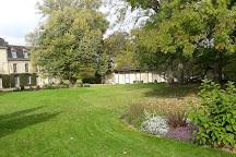 Parc de l'Abbaye de Bayser, Compiegne City, France