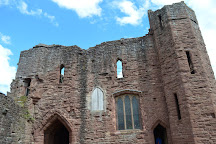 Goodrich Castle, Goodrich, United Kingdom