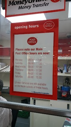 Post Office oxford