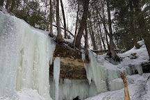 Eben Ice Caves and Canyon Falls & Gorge, Eben Junction, United States