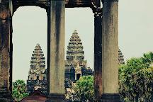 Angkor Infinite Tour, Siem Reap, Cambodia