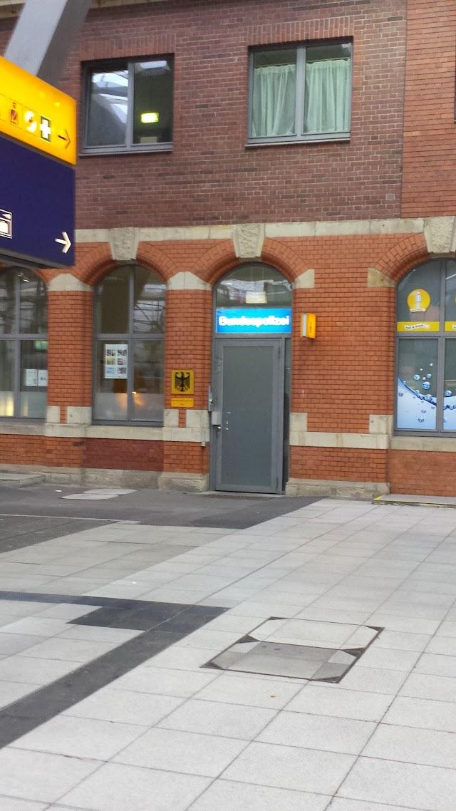 Bundespolizeiinspektion Kiel DVR Kiel Hauptbahnhof