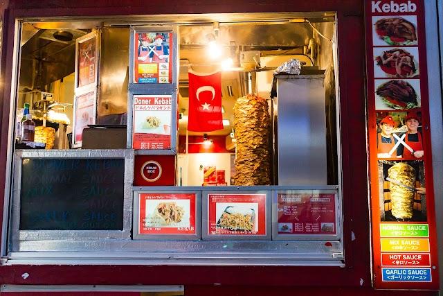 Kebab Box J