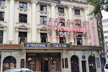 St. Martins Theatre, London, United Kingdom