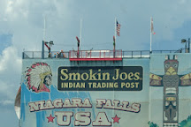 Smokin Joes Native Center, Niagara Falls, United States