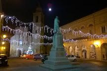 Collegiata San Ginesio, San Ginesio, Italy