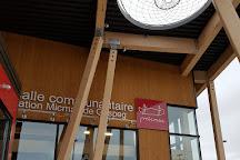 Site d'interpretation de la culture Micmac de Gespeg, Gaspe, Canada