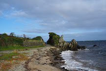 Moville Shore Path Walk, Inishowen, Moville, Ireland