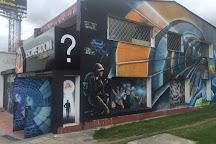 Escape Room Colombia, Bogota, Colombia
