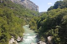 Starting Point Du Sentier Blanc-Martel, Provence-Alpes-Cote d'Azur, France
