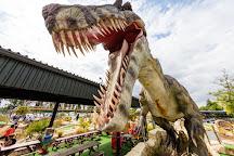 Jurassic Falls Adventure Golf, London, United Kingdom