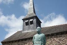 Eglise de Sainte Onenne, Trehorenteuc, France