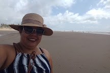 Mosqueiro beach, Aracaju, Brazil