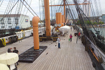 HMS Warrior 1860, Portsmouth, United Kingdom