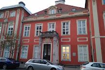 Czapski Palace, Warsaw, Poland