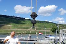 Alter Rheinkran von 1487, Bingen am Rhein, Germany