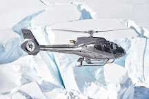 Glacier Southern Lakes Helicopters, Queenstown, New Zealand
