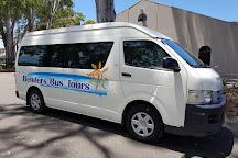 Benders Bus Tours, Adelaide, Australia