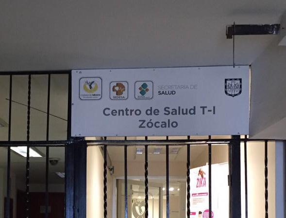 Centro de Salud TI Zocalo