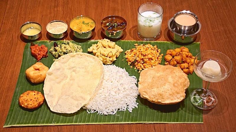 オーガニック&アーユルヴェーダ 南印度料理タミルナドゥ