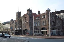Железнодорожная станция  Haarlem