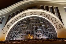 Casino De Paris, Paris, France
