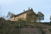 Le chateau De la Roche jagu, Ploezal, France