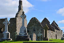 Clonmacnoise, County Offaly, Ireland