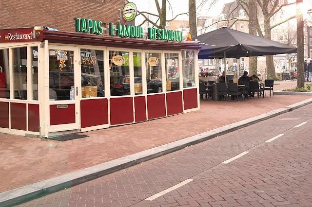 Tapas L'Amour Restaurant