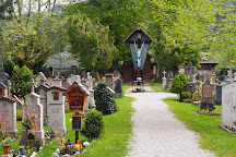 Old Cemetery Berchtesgaden, Berchtesgaden, Germany