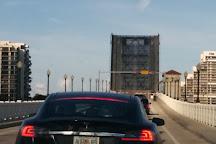 Venetian Causeway, Miami, United States