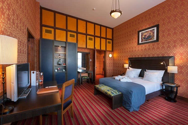 Grand Hotel Amrâth Amsterdam Amsterdam