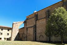 Monasterio de Leyre, Yesa, Spain