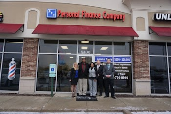 Personal Finance Company Payday Loans Picture