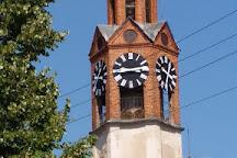 Clock-tower, Pristina, Kosovo