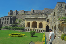 Golconda Fort, Hyderabad, India