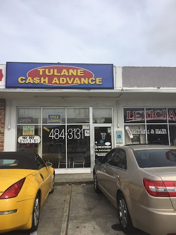 Tulane Cash Advance Payday Loans Picture