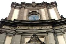 Chiesa di S. Giovanni Battista del Gonfalone, Viterbo, Italy