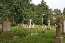 Zion Episcopal Church Cemetery, Charles Town, United States