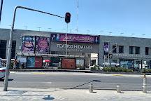 Teatro Hidalgo, Mexico City, Mexico