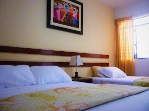 Anccalla Inn Guesthouse y Nasca flight 7