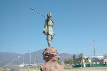 Monumento Chacho Penaloza, La Rioja, Argentina