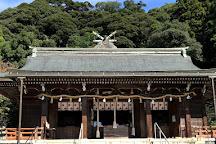 Mononobe Shrine, Oda, Japan