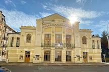 Mestske Divadlo Marianske Lazne, Town Theatre, Marianske Lazne, Czech Republic
