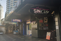 SinCity The Nightclub, Surfers Paradise, Australia
